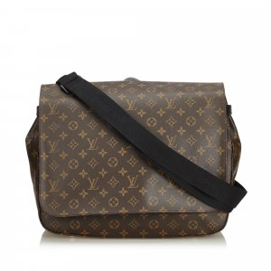 Louis Vuitton Macassar Drake