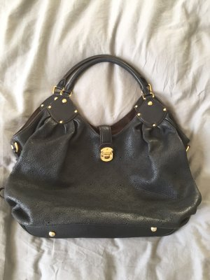 Louis Vuitton Mahina bag schwarz