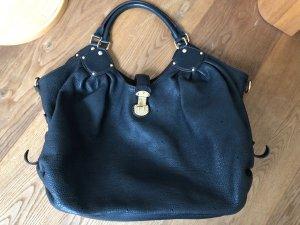 Louis Vuitton Mahina schwarz XL