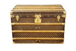 Louis Vuitton Malle courrier damier