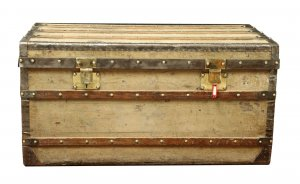 Louis Vuitton Malle courrier trianon