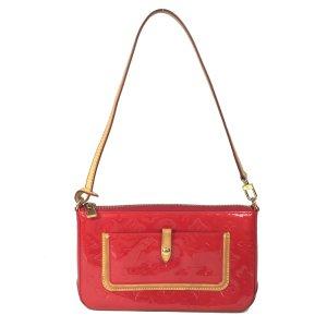 Louis Vuitton Mallory Square Monogram Vernis Leder Tasche Handtasche Clutch