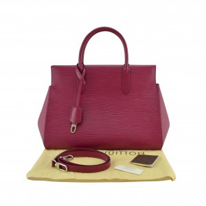 Louis Vuitton Marly MM - Epi Leder @mylovelyboutique.com