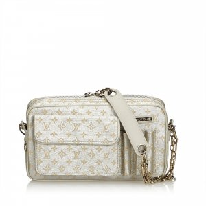 Louis Vuitton McKenna Monogram Shine
