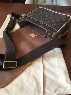 Louis Vuitton Messenger PM Bosphore -Umhängetasche