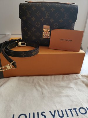Louis Vuitton Metis Pochette Canvas