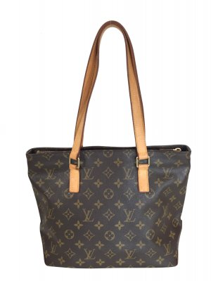 LOUIS VUITTON MEZZO SCHULTERTASCHE AUS MONOGRAM CANVAS