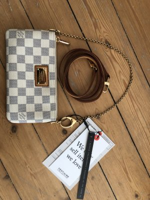 Louis Vuitton Milla Crossbody Azur Tasche Bag Top