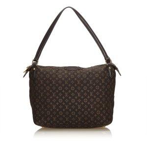 Louis Vuitton Borsa a tracolla marrone scuro