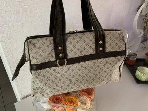 Louis Vuitton Mini Lin Josephine GM Handtasche Beige Braun