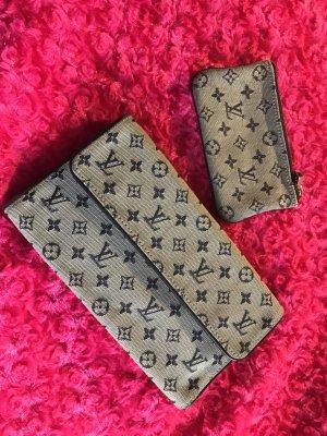 Louis Vuitton Mini Lin wallet