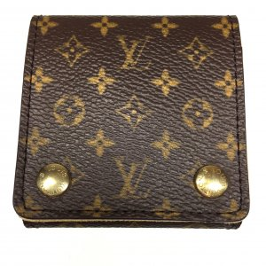 Louis Vuitton Mini Monogram Canvas Schmucketui Etui