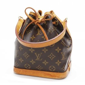 Louis Vuitton Mini Noe Beuteltasche Monogram Canvas