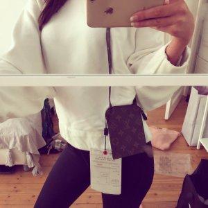 Louis Vuitton Mini Pochette Handytasche Riemen Crossbody Bandouliere