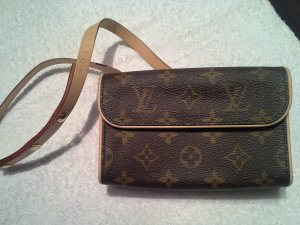 Louis Vuitton Mini Bag brown synthetic material