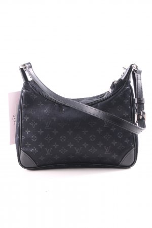 "Louis Vuitton Mini sac ""Mini Boulogne"" noir"