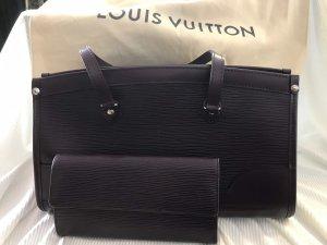 Louis Vuitton mit passender Geldbörse