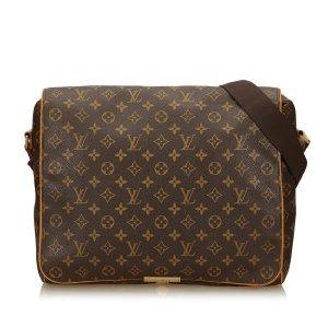 Louis Vuitton Monogram Abbesses Shoulder Bag