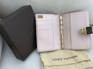 Louis Vuitton Porte-clés multicolore cuir