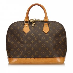 Louis Vuitton Monogram Alma PM
