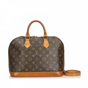 Louis Vuitton Monogram Alma PM with Strap