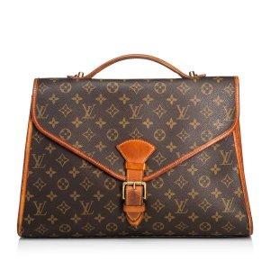 Louis Vuitton Cartella marrone