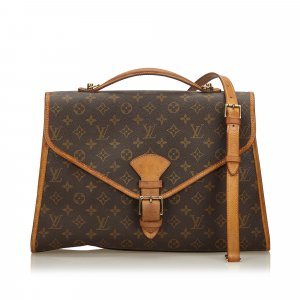 Louis Vuitton Monogram Beverly Briefcase