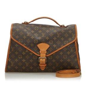 Louis Vuitton Bolso business marrón