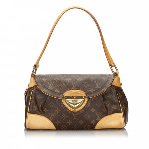 Louis Vuitton Monogram Beverly MM