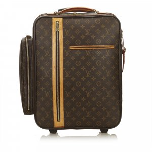Louis Vuitton Monogram Bosphore 50 Trolley
