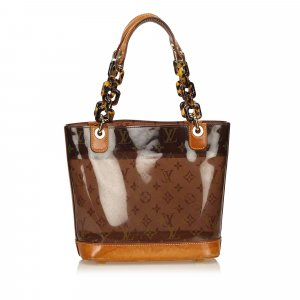 Louis Vuitton Monogram Cabas Sac Ambre PM