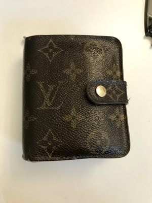 Louis Vuitton Monogram Canvas Geldbeutel