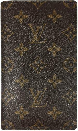 Louis Vuitton Monogram Canvas Kreditkartenetui Taschenagenda
