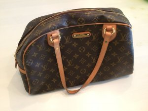 LOUIS VUITTON Monogram Canvas Montorgueil PM Bag NEUWERTIG
