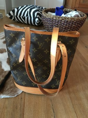 Louis Vuitton Bag brown-cognac-coloured