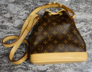 Louis Vuitton Monogram Canvas Sac Noe BB Tasche Beuteltasche Bucket Bag 2018 full-set