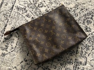 Louis Vuitton Monogram Canvas Toiletry Pouch Clutch Tasche Abendtasche 25 26 Top