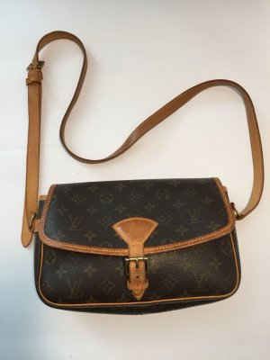 Louis Vuitton Monogram Canvas Vintage-Umhängetasche