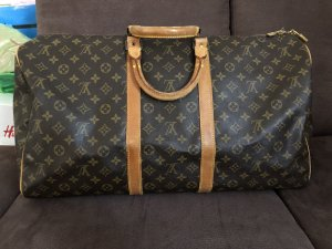 Louis Vuitton Monogram Carvas, Keepall 50