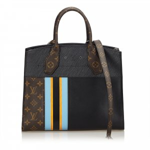 Louis Vuitton Monogram City Steamer MM