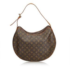 Louis Vuitton Monogram Croissant GM