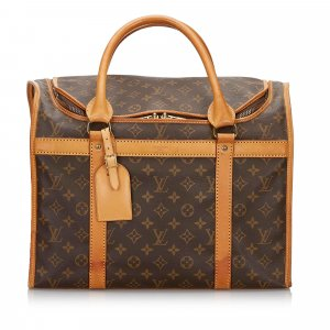 Louis Vuitton Monogram Dog Carrier 40