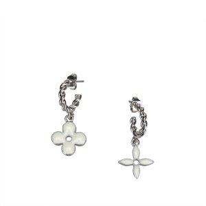 Louis Vuitton Monogram Earrings