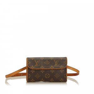 Louis Vuitton Marsupio marrone