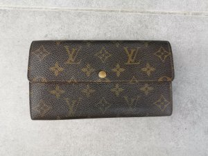 Louis vuitton monogram Geldbörse