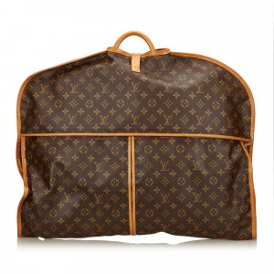 Louis Vuitton Monogram Housse Porte-Habits Garment Cover