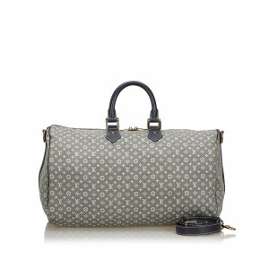 Louis Vuitton Monogram Idylle Speedy Voyage 45