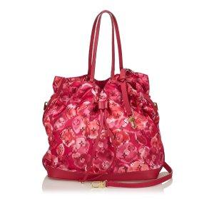 Louis Vuitton Monogram Ikat Floral Nylon Noefull