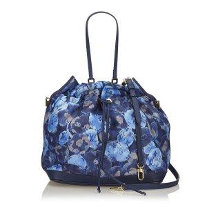Louis Vuitton Sac fourre-tout bleu nylon
