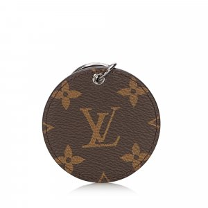 Louis Vuitton Portachiavi marrone